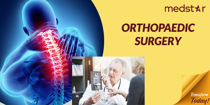 Recovery After An Orthopaedic Surgery