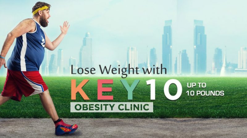 KEY10 A key to successfully reduce your weight quickly & safely